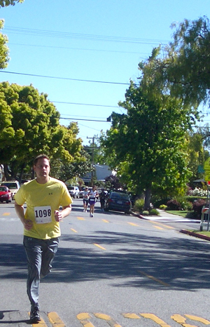 Ian Lopuch San Carlos Fun Run