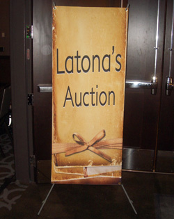 Latonas Auction