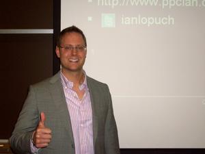 Ian Lopuch Speaking