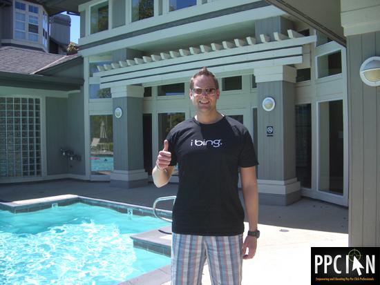 PPC Ian Wearing Bing T-Shirt