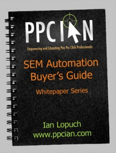 SEM Automation Buyer's Guide
