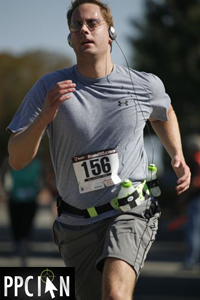 Running In Bay Vista Run