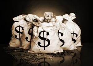 Bags of Money - Large SEM Budgets