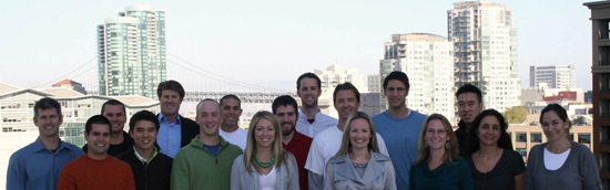 Kenshoo Team San Francisco