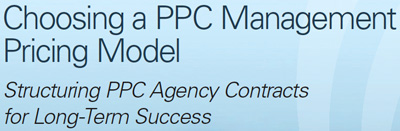PPC Management Pricing Models