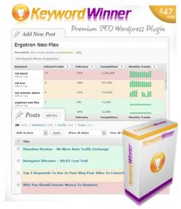 Keyword Winner Screenshots