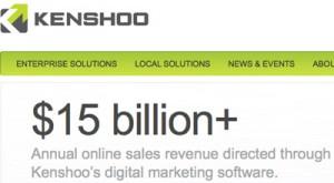 Kenshoo 15 Billion Online Sales Revenue