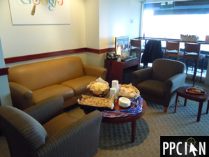 Google Giants Stadium Luxury Suite