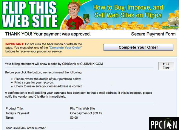 Flip This Web Site