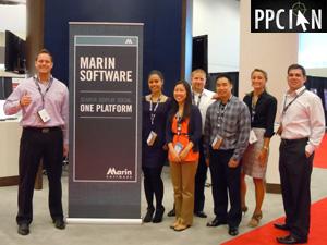 Marin Software SES San Francisco