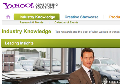 Yahoo! Advertising Solutions
