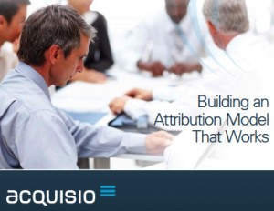 Building An Attribution Model That Works
