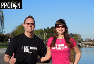 Ian and Nicole Acquisio T-Shirts