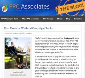 Four Essential Weekend Campaign Checks