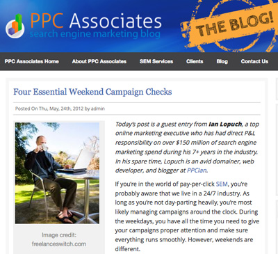 Four Essential Weekend Campaign Checks