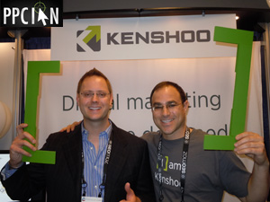 SMX Advanced Kenshoo Booth