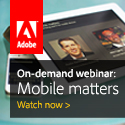 Adobe Mobile Matters Webinar