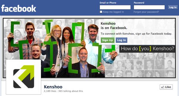Kenshoo Facebook