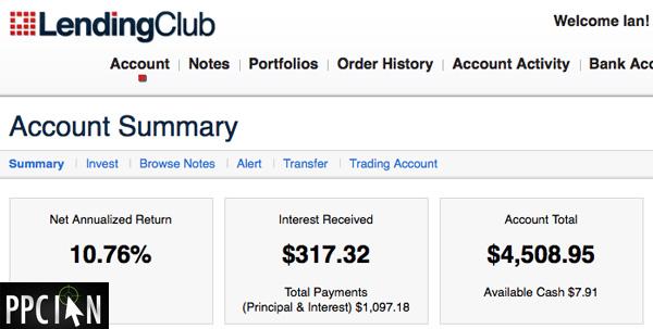 Lending Club Strategy