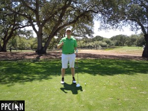 PPC Ian Golfing At Granite Bay