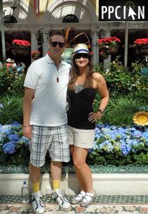 Vegas Bellagio Conservatory