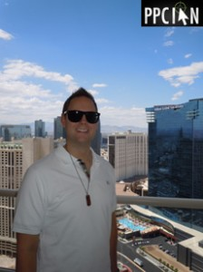Vegas Signature Towers Balcony