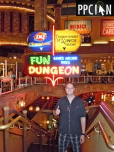 Vegas Tournament of Kings Show
