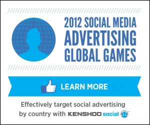 Kenshoo Global Games