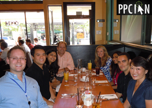 Marin Software Lunch