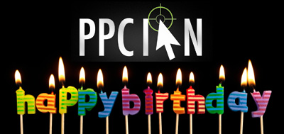 Happy Third Birthday PPC Ian