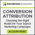 Kenshoo Conversion Attribution