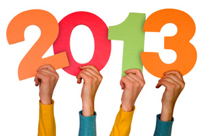 Getting Ready For 2013