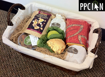 Search Marketing Holiday Gift Basket