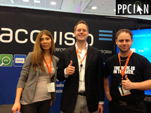PPC Ian and Acquisio At ad:tech