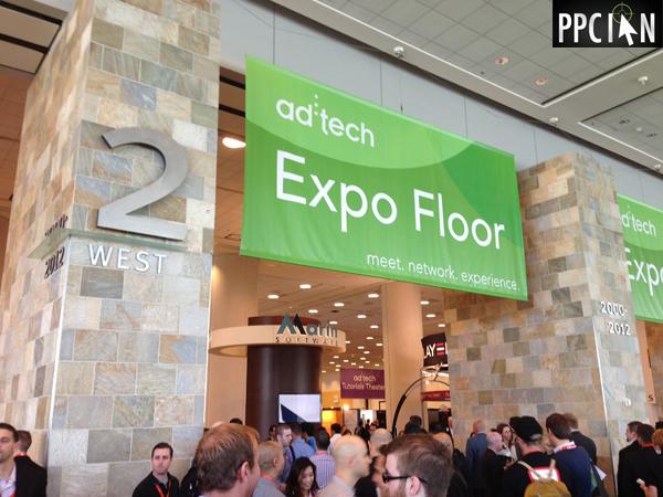 ad:tech San Francisco 2013 Expo Floor