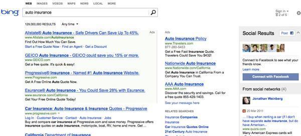 Bing Quora