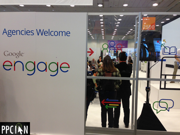 ad:tech 2013 Google Engage