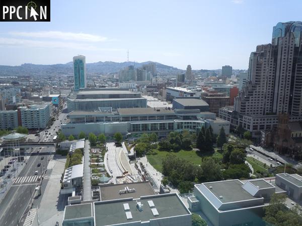 W Hotel San Francisco View