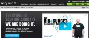 Acquisio Bid and Budget Management Algorithms