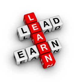 Learn Lead Earn