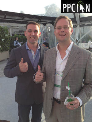 Ian Lopuch and Matt Lawson