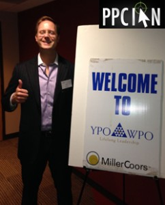 Ian Lopuch YPO Speaking Event