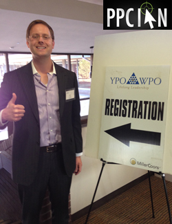 Speaking At YPO Wisconsin Event