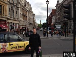 Ian Lopuch In London