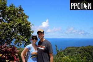 Ian and Nicole Maui