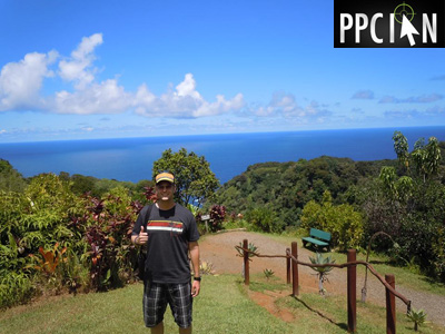 PPC Ian Maui Hawaii Tropical Plantation