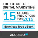 Acquisio 2015 Predictions