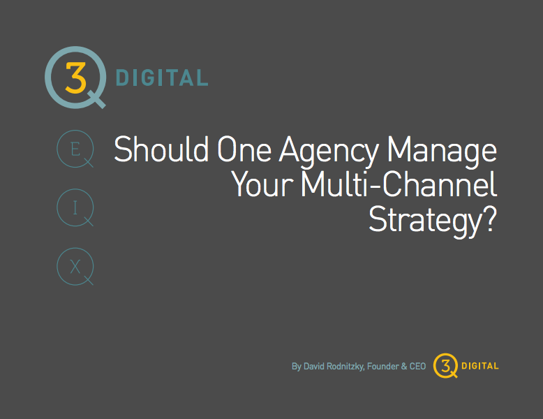 3Q Choosing Agencies