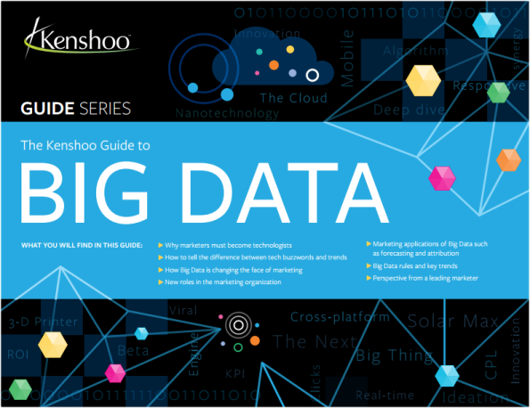 Kenshoo Big Data Guide