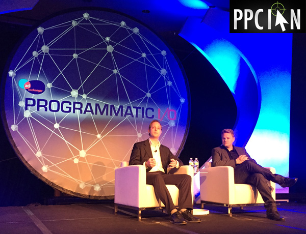 Speaking At Programmatic I/O